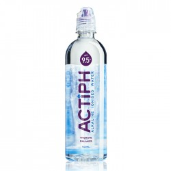 ActiPH Alkaline Ionised Water with Sports-cap  | 24 x 600ml