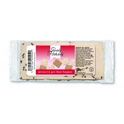 Simply Heavenly Flapjack Almond & Jam 30 x 120g