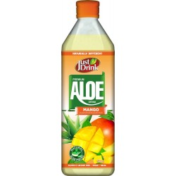 Just Drink Premium Mango Aloe Drink 12 x 500ml