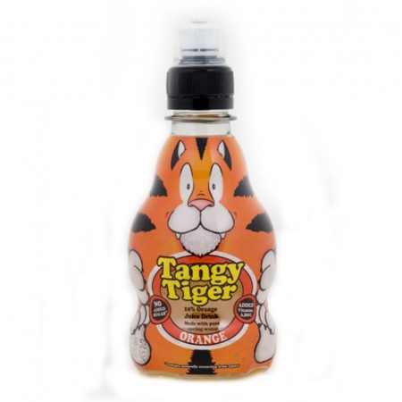 Tangy Tiger | Orange Juice Drink (12 x 270ml)