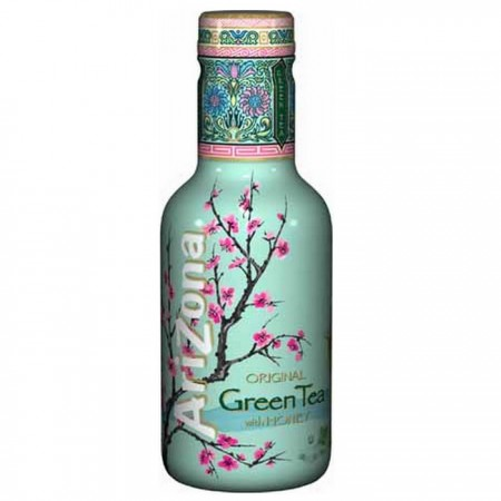 Arizona Pomegranate Green Tea 6 x 500ml