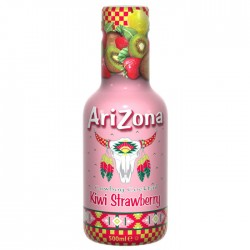 AriZona Kiwi Strawberry Cowboy Cocktail 6 x 500ml