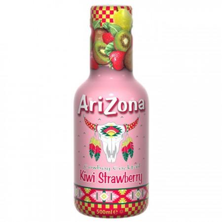 AriZona Kiwi Strawberry Cowboy Cocktail 6 x 500ml