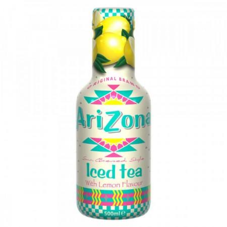 AriZona - Iced Tea with Lemon - 6 x 500ml