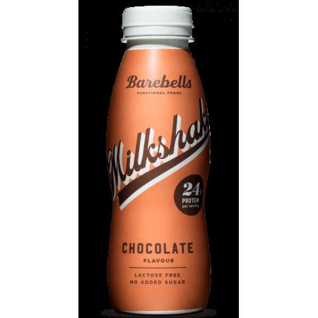Barebells Shake - Chocolate - 8 x 330ml