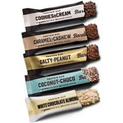 Barebells Bars buy 5 for £70 - 6 Flavours 12x55g