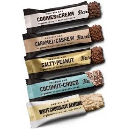 Barebells Bars buy 5 for £70 - 8 Flavours 12x55g