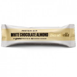 Barebells Protein Bar - White Chocolate Almond 12 x 55g