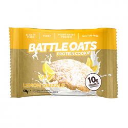 Battle Oats Cookie  - Lemon Drizzle | 12 x 60g