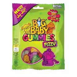 Bazooka - Big Baby Gummy Fizzy (12 x 100g)