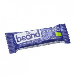 Beond - Organic Blueberry Bar 18 x 35g