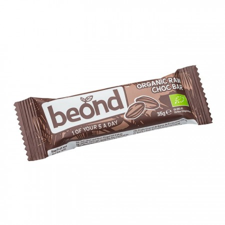 Beond - Organic Raw Choc Bar 18 x 35g