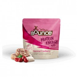 Bounce Protein Energy Bites - Coconut Cranberry 10 x 30g