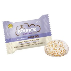 Bounce Energy Balls Coconut Lemon 12 x 49g