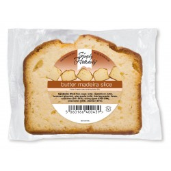 Simply Heavenly Butter Madeira Slice x 18 Units
