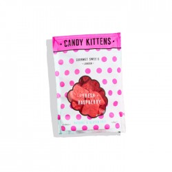 Candy Kittens | Fresh Raspberry 9 x 115g