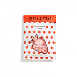 Candy Kittens Sweet Strawberry - 9 x 115g