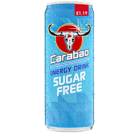 Carabao - PMP Original Flavour Energy Drink - 12 x 325ml