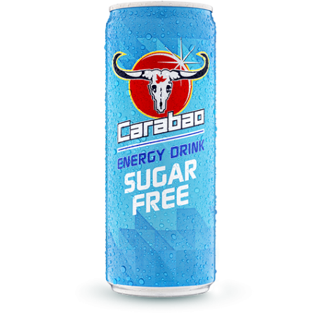 Carabao - Original Flavour Energy Drink - 12 x 325ml