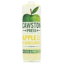 Cawston Press Apple & Elderflower 6 x 1 Litre