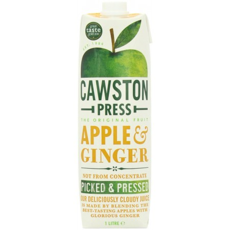 Cawston Press Apple & Ginger 6 x 1 Litre