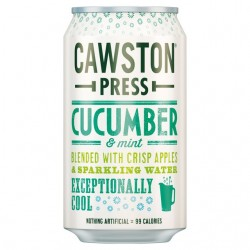 Cawston Press Cucumber & Mint Cans 24 x 330ml