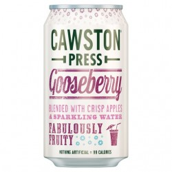 Cawston Press Gooseberry Cans 24 x 330ml