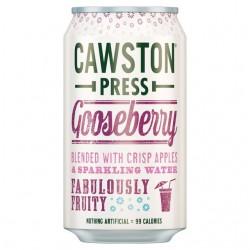 Cawston Press Gooseberry Cans 24 x 330ml