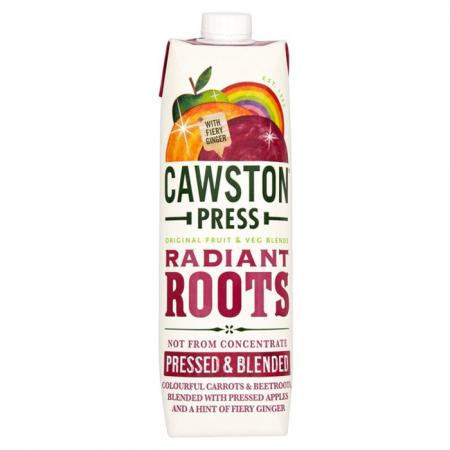 Cawston Press Radiant Roots 6 x 1ltr