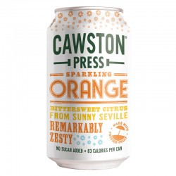 Cawston Press Sparkling Orange - 24 x 330ml