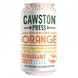 Cawston Press Sparkling Orange - 24 x 330ml