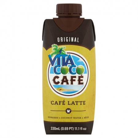 Vita Coco Cafe Latte Coffee 12 x 330ml