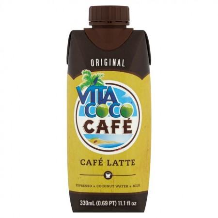 Vita Coco Cafe Latte Coffee 12 x 330ml