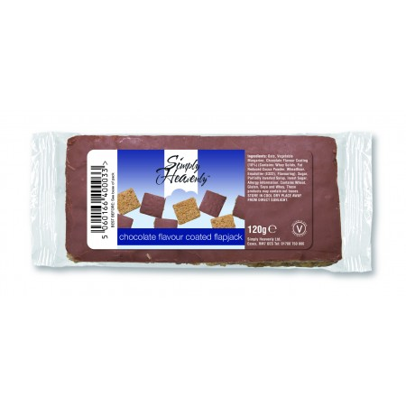 Simply Heavenly Flapjack Chocolate 30 x 120g