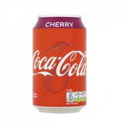Coca-Cola Cherry Cans 24 x 330cl