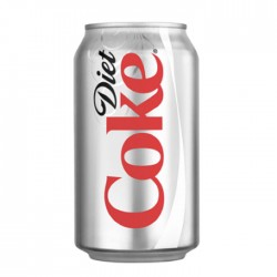 Diet Coca Cola Cans 24 x 330ml