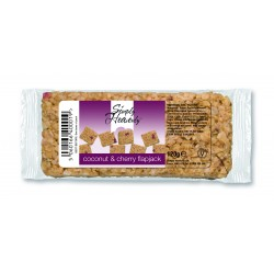 Simply Heavenly Flapjack Coconut & Cherry 30 x 120g