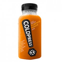 Coldpress Pumpkin Power Juice Cold Pressed 8 x 250ml
