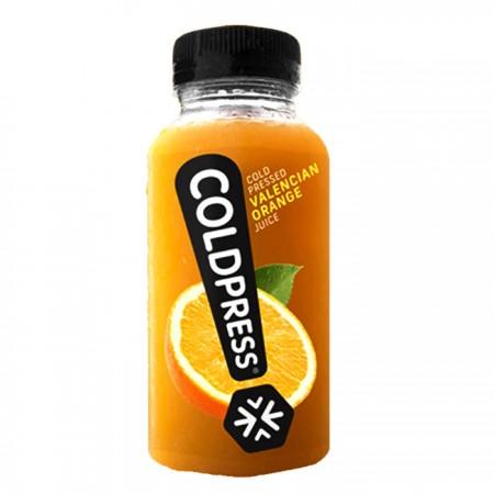 Coldpress Smooth Valencian Orange Juice Cold Pressed 8 x 250ml