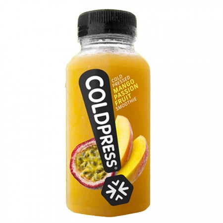 Coldpress Mango & Passionfruit Smoothie Cold Pressed 8 x 250ml