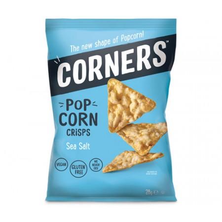 Corners Pop Corn Sea Salt   (18 x 28g)