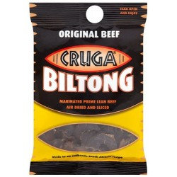 Cruga Biltong Original Beef 10 x 40g