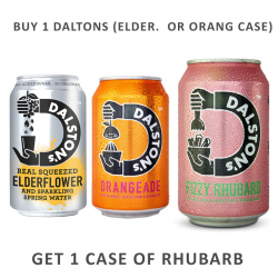Dalston Buy 1 Get 1 Free on Select Flavours Only