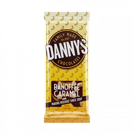 Danny's Chocolates | Lumpy Road - 15 x 40g