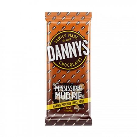 Danny's Chocolates   Mississippi Mud Pie - 15 x 40g