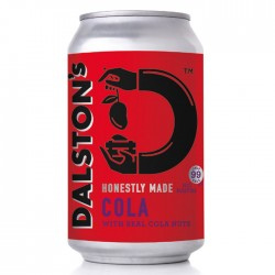 Dalston's Cola Flavored Drink 12 x 330ml
