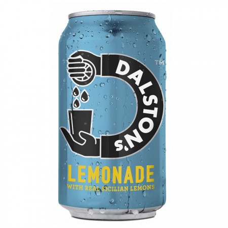 Dalston's Lemonade Flavored Drink 24 x 330ml