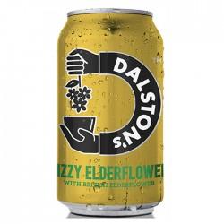 Dalston's Fizzy Elderflower 24 x 330ml