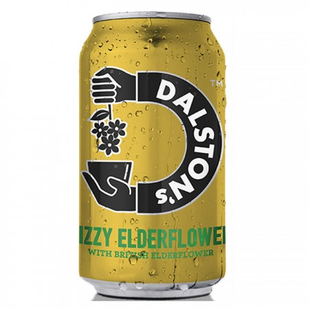 Dalston's Fizzy Elderflower 24 x 330ml