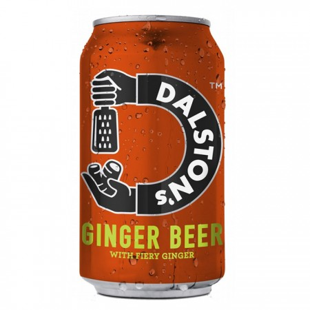Dalston's Real Ginger - Ginger Beer 24 x 330ml